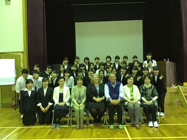 Nara Prefectural Hospital Organisation School of Nursing, 17 May 2019